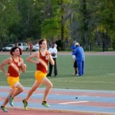 Young Track Stars Win Chubby Marks Invitational