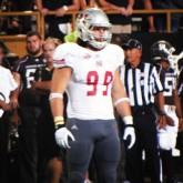 Cole Frazier '11 Honored by National Football Foundation
