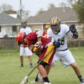 Crusader Lacrosse Shuts Out Tigers