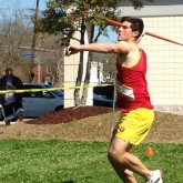 Peters Sets New School Record