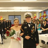NJROTC Lets Loose at Military Ball