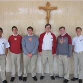Crusaders Honored by the Archdiocese