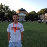 O' Rourke'17 Participates in the Duke TIP Summer Experience