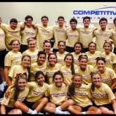 Cheerleaders Benefit from UCA Camp