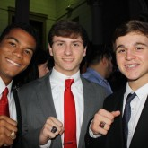 """Class of 2016 Celebrates """"Hope"""" at Ring Mass"""