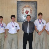 Crusader Martial Arts Team Members Earn Medals