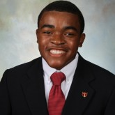 Marvin Hudson '16 is Awarded 1st Place for Research