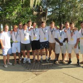 Crusaders Participate in Inaugural BOSH Student Assembly