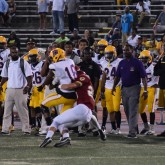 Crusaders Hold Off Edna Karr, Remain Unbeaten
