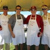 Cookin' it Up with Alumni at the Crusader Cook-off & Homebrew Contest