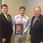 Daniel Seiler '16 Awarded The Jerome J. Reso Scholarship