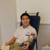 Crusaders Give the Gift of Life