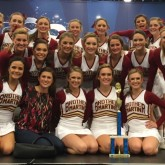 Cheerleaders Win in the UCA Dixie Regional Championship