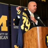 Warde Manuel '86 Appointed as Athletic Director at Michigan