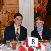 Crusaders for Life Attend the Proudly Pro-Life Dinner