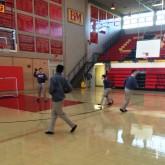 Crusaders Win in Intramurals for Speedball