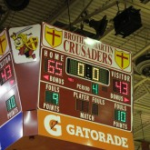 Crusaders Capture Second Win over Blue Jays