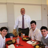 Crusaders Attend Principal's Honor Roll Luncheon