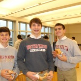 Crusaders Treated to an Honor Roll Breakfast