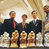 Academic Games Team Wins 2nd Place in the Nation