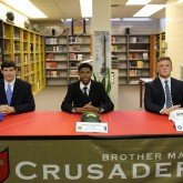 Crusaders Move to the Next Level