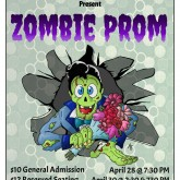 "Dionysians Presents ""Zombie Prom"""