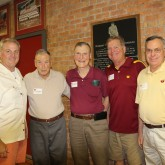 Alumni Gather at the 2016 Seafood Dinner