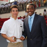 Passing the Gavel with Courage and Confidence
