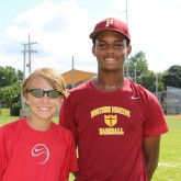 Campers Take to E.A. Farley Field