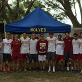 Cross Country Races Takes 2nd Place