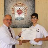 Harrison Hedgpeth '19 Attends Medical Leadership Program