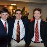 """Crusaders for Life Serve at the """"Gala for Life"""""""