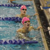 Crusaders Swim for a Cure