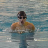 Swimmers Compete in District Championship
