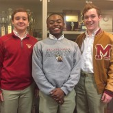 Crusaders Selected to 2016 LMEA All-State Choir