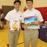 Brother Martin Hosts College Day 2016