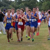 Cross Country Takes 2nd Place in Metro