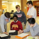 Class of 2018 Participates in College Planning Seminar