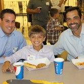 Crusader Families Welcomed Back for Legacy Night