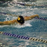 Swimming Completes their Season at State