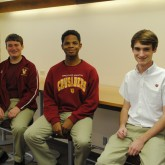 Crusaders Take First Place in Academic Games Competition