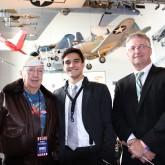 Crusaders Participate in Pearl Harbor Anniversary