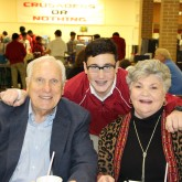 Class of 2020 Welcomes Grandparents to Lunch