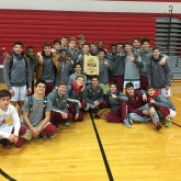 Wrestling Wins in Grapevine Duals