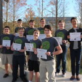 CyberPatriot Teams Win State Awards