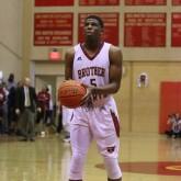 Basketball Wins on Senior Night