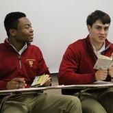 Seniors Use Socratic Seminar in English IV
