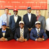 Crusaders Make it Official on National Signing Day