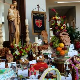 Patrons Give Thanks to St. Joseph