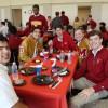 Seniors Treated to Third Quarter Lunch